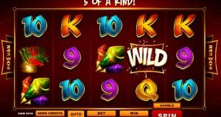 free gung pow slots game