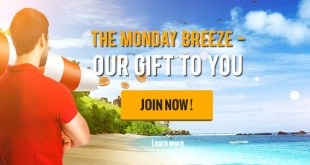 Monday Breeze Casino Cruise Promo