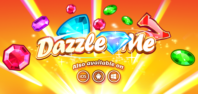 Play Dazzle Me Slot Online at Casino.com UK