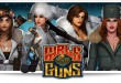 Play Girls With Guns Frozen Dawn slot for free