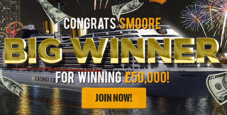casinocruise winner