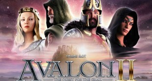play Avalon 2 Slot Machine for free