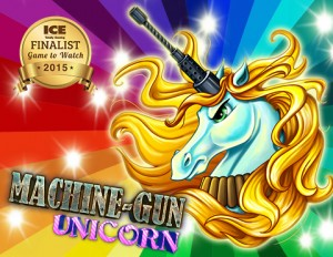 Play Machine Gun Unicorn for free