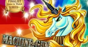 Play Machine Gun Unicorn for free