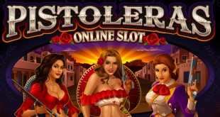play Pistoleras Slot for free