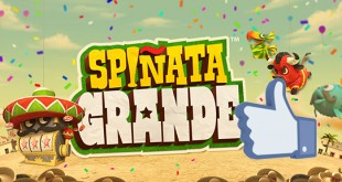 Claim 20 Free Spins on Spinata Grande