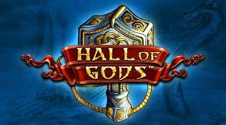 Play Hall of Gods Slot Manchine for Free