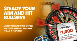 intercasino bullseye promo