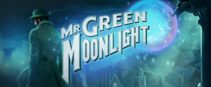 Mr Green Moonlight Slots Machine