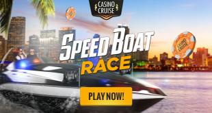 Casino Cruise Speed Boat Race Promo