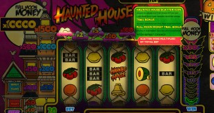 Play Haunted House Fruit Machine for Free
