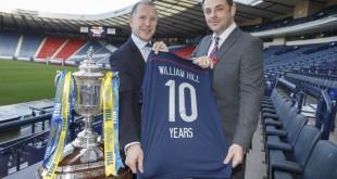 William Hill scottish Cup 3rd draw Hampden Park Glasgow