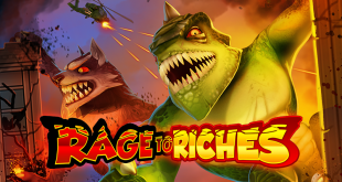 Play Rage to Riches Slot for Free