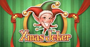play xmas joker slot online for free