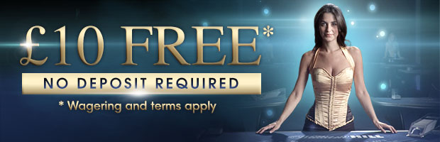 Get £10 Free from William Hill Casino