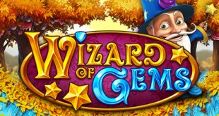 Play Wizard of Gems Slot for Free
