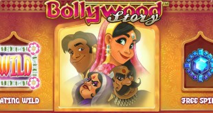 Play Bollywood Story Slot for Free
