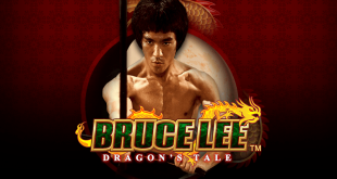 Play Bruce Lee Dragons Tale Slot for Free