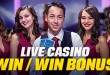 coral live casino win win week