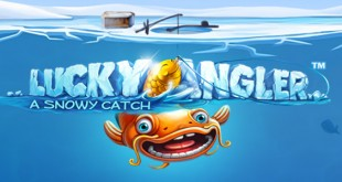 play Lucky Angler slot for free