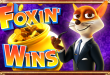 play foxin wins slot for free