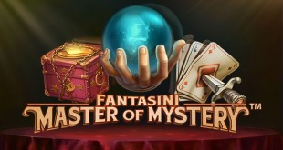 Play Fantasini Master of Mystery Slot for Free