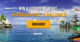 Win an Australian Coast Bali Cruise