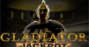 Gladiator Jackpot Slot Hits £1.35 Million
