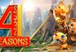 play 4 seasons slot for free