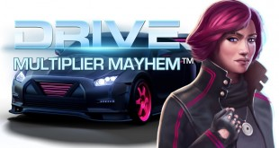 play Drive Multiplier Mayhem Slot for free