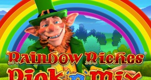 play rainbow riches pick n mix slot for free