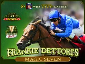 William Hill Frankie Dettori Magic Seven Offer