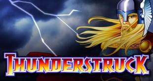 play thunderstruck slot for free