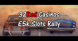 32red casino 5k slots rally
