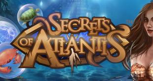 Play Secrets of Atlantis Slot for Free