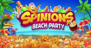 Play Spinions Beach Party Slot for free