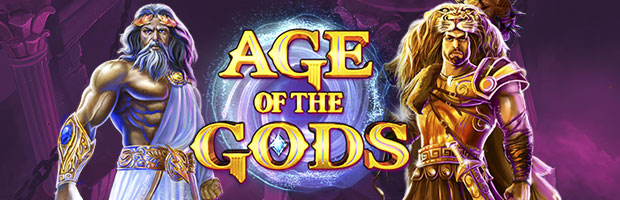 William Hill Age of the Gods slots promo
