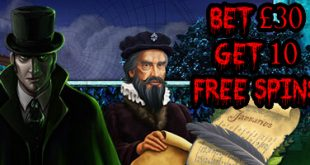 William Hill Jekyl Hyde Slot Nostradamus Slot
