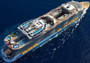 Win a Cruise on Harmony of the Seas