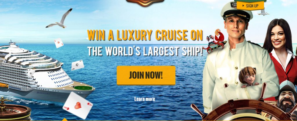 Win a Med Cruise on Harmony of the Seas