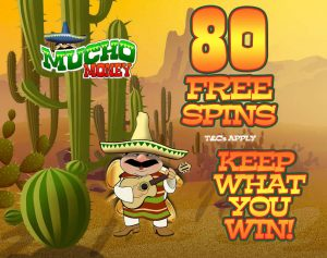 mucho money slot free spins bonus