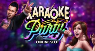 play Karaoke Party Slot for free
