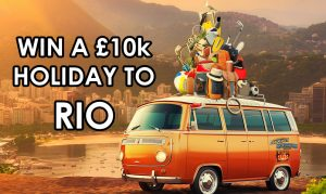 win a holiday to rio 32red casino