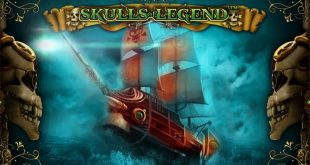 Play Skulls of Legend Slot for Free