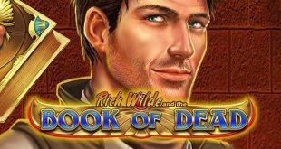 play book of dead slot for free