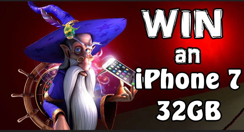 win an iphone 7 casino cruise