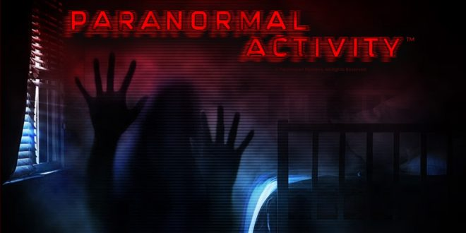 Paranormal Activity Spiel