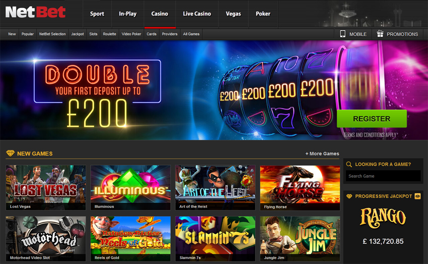 NetBet.it Casino Review – Online Casino Reviews