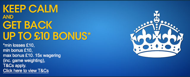 william hill refund cash back bonus