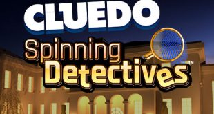 play cluedo spinning detectives slot for free